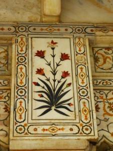Taj Mahul Marble Details