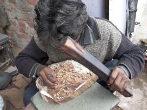 Sanganer Woodblock Craftsman