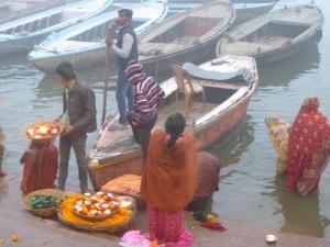 Varanasi Bathing