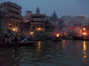 Varanasi Evening Ceremony