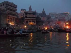 Varanasi Evening Ceremony